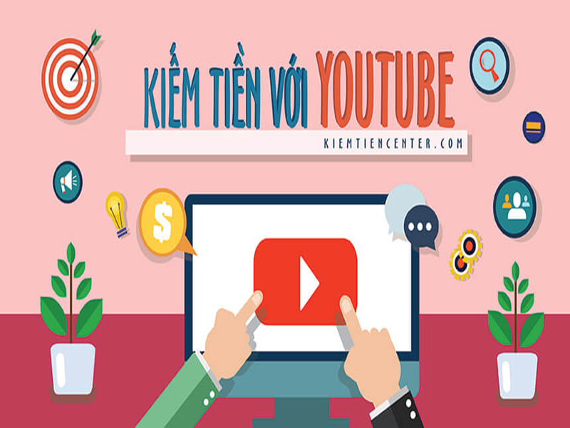 Bạn đã biết cách kiếm tiền từ kênh Youtube?