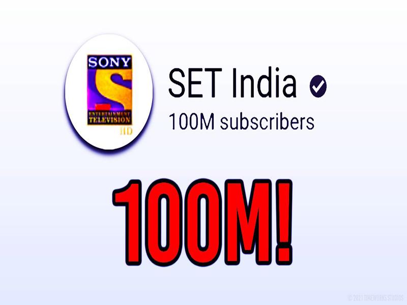 SET India - 102 triệu đăng ký