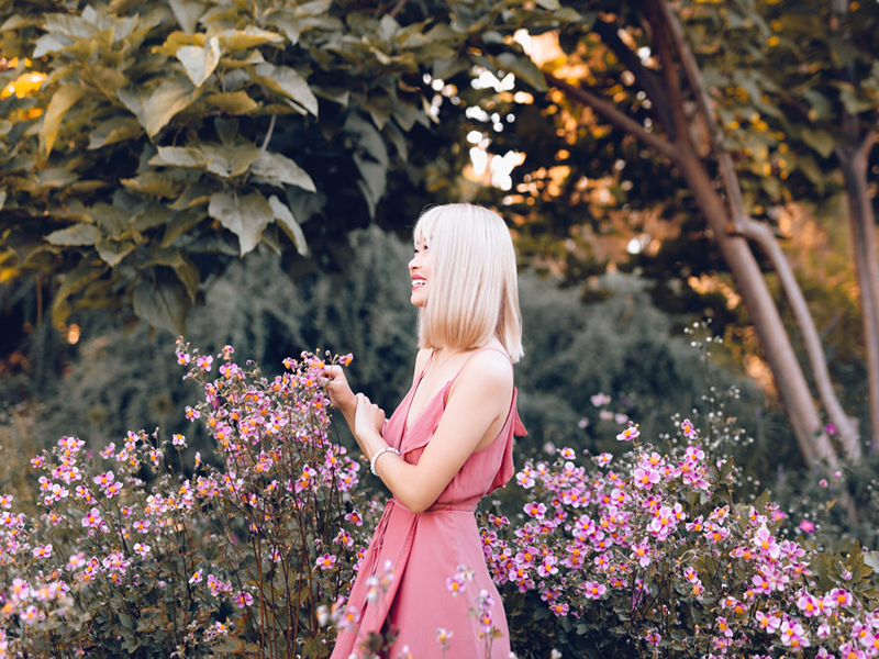 Lối sống tích cực và tràn đầy màu sắc của Aileen Xu sẽ khiến bạn ngưỡng mộ