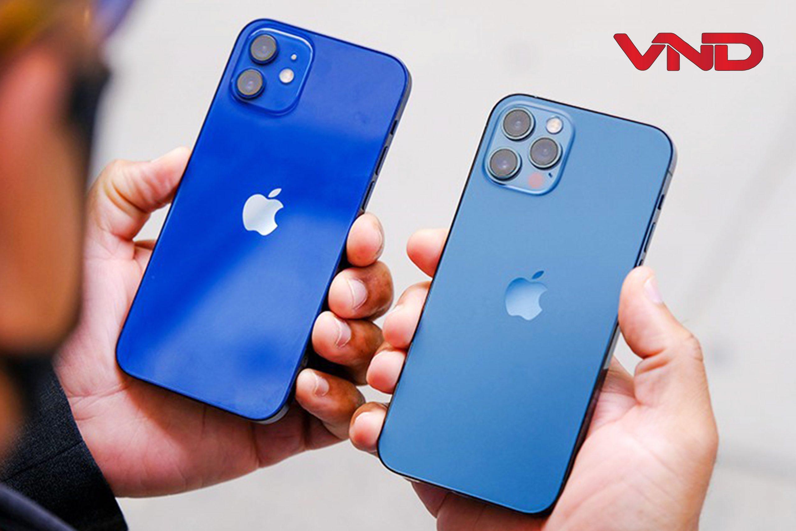 Tất cả iPhone năm nay đều đi kèm cảm biến LiDAR - Ảnh REUTERS