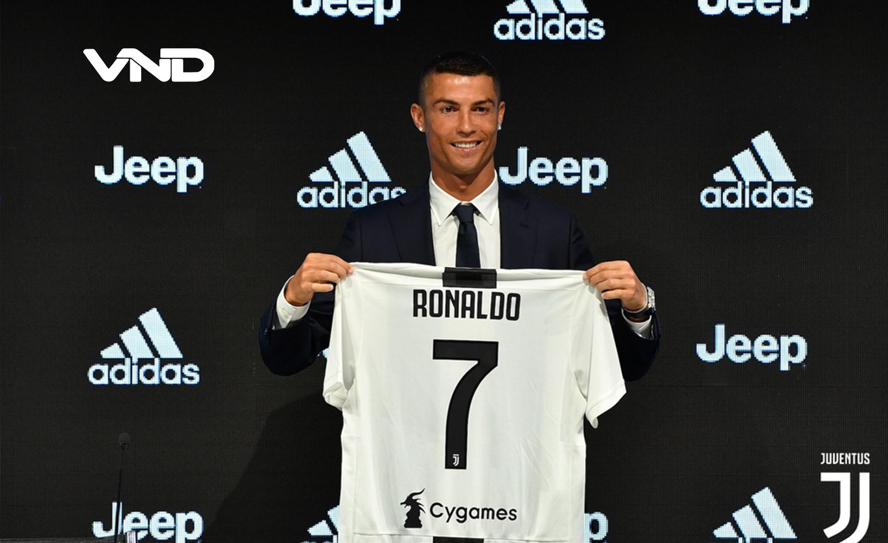 Lương của Ronaldo, siêu sao người Bồ Đào Nha, Real Madrid, Juventus