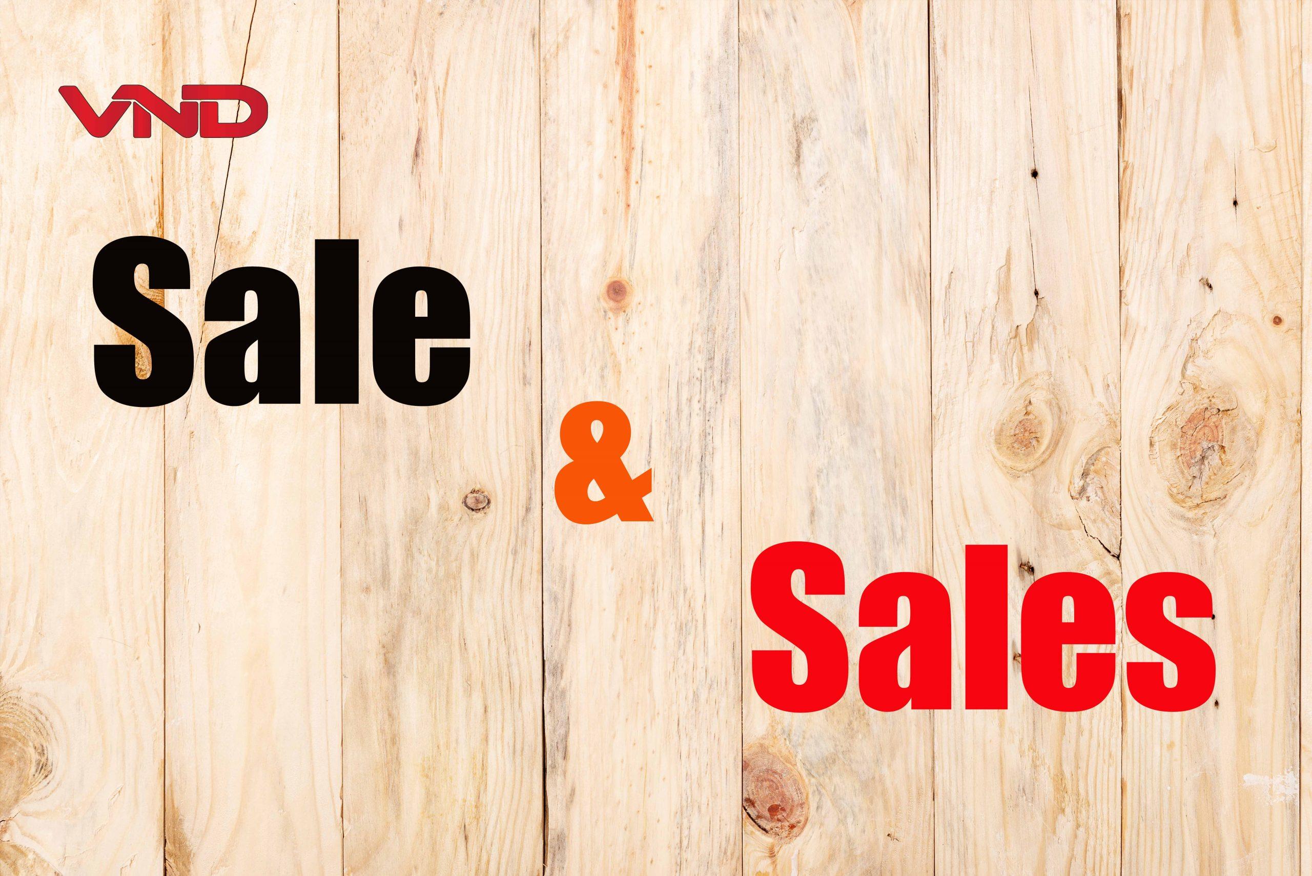 sale-sales