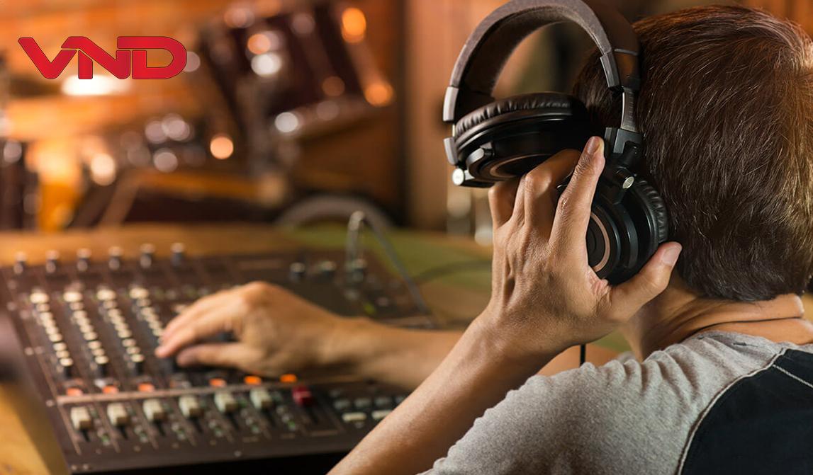 Tai nghe kiểm âm- Studio Headphone