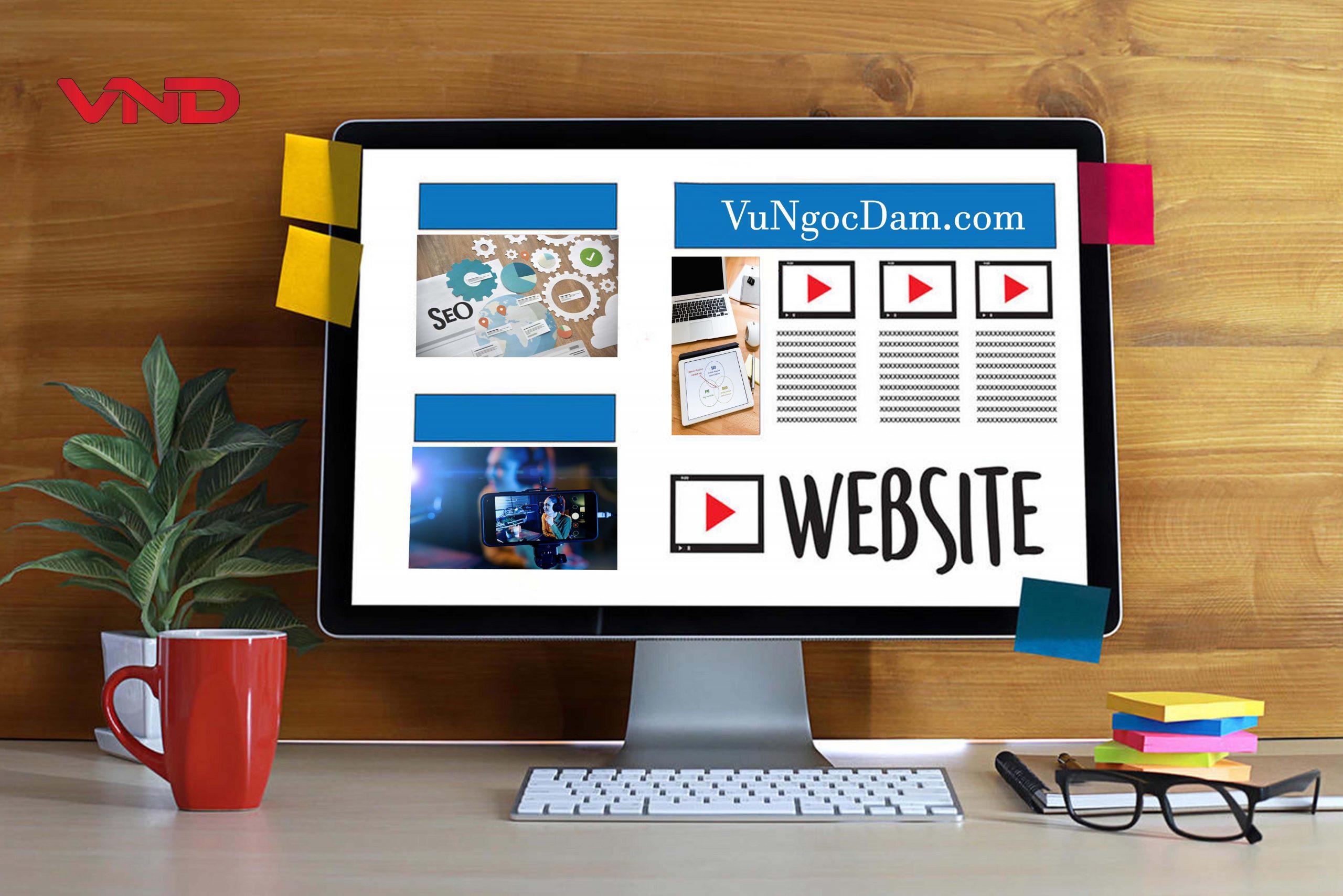 Dịch vụ quản trị website