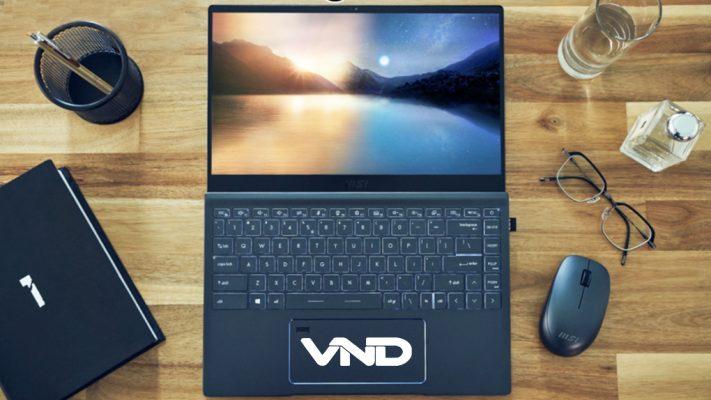 Laptop MSI Summit E13 Flip Evo, MSI Summit E13 Flip Evo, Prestige 14 thiết kế gọn nhẹ, cấu hình cao phù hợp nhu cầu giải trí, làm việc,