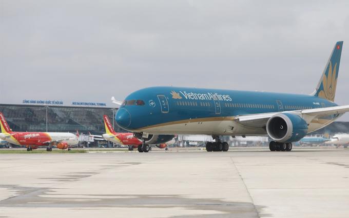 Mở lại 19 đường bay nội địa, Bộ Giao thông Vận tải